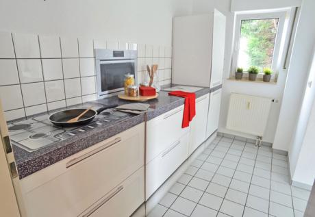 Küche nachher